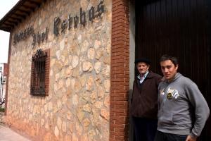Bodega Abel Estebas en Cordovin La Rioja venta de Vino